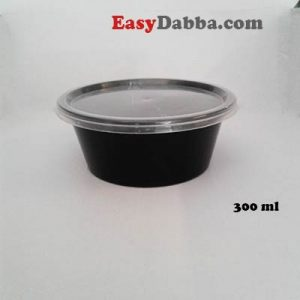 Black Bowl 300ml