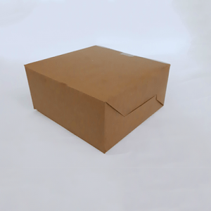 Brown Craft Box
