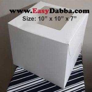 cake-box-10x10x7