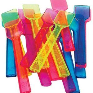 Color Gelato Spoons